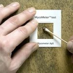 Mycometer surface test