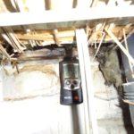 Fugt måling i loft (2)