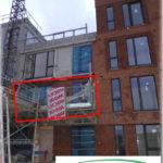 Trykprøvning tæthedstest af bolig a3