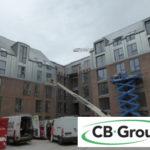Trykprøvning tæthedstest af bolig a8