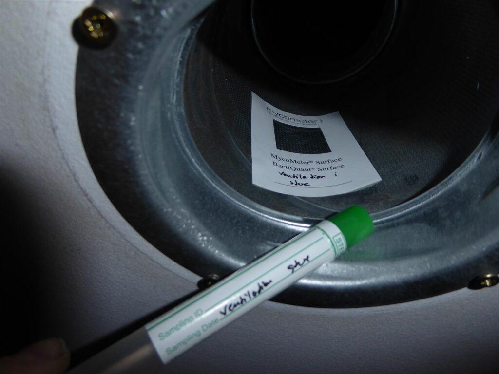 Skimmel-ventilationsanlæg