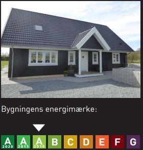 Energimærkning af Nybygning