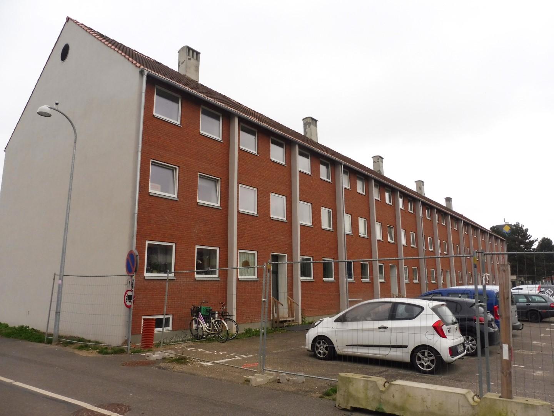 Facadebillede af undersøgt bygning (eksempel)